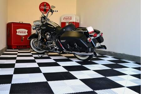 Dalle de sol Harley Davidson