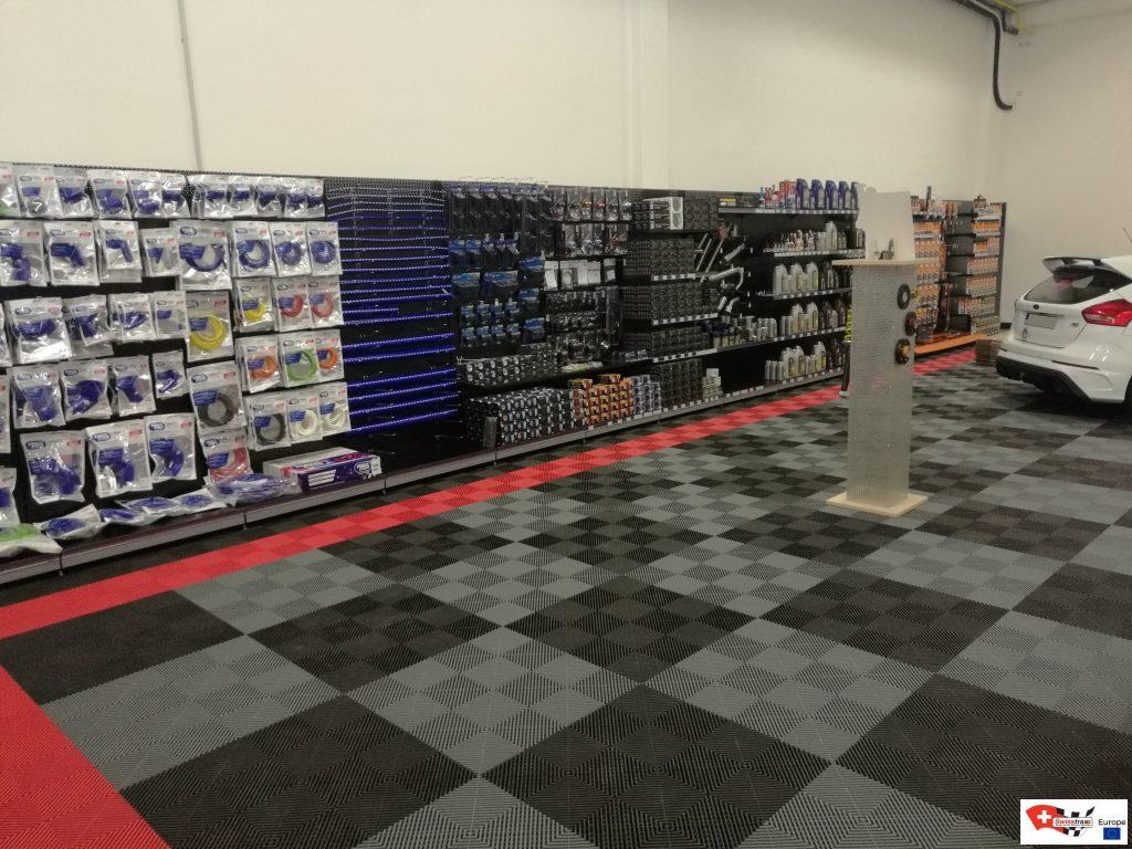 sol pour showroom