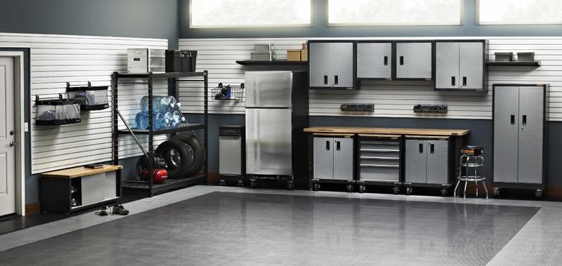 aménagement de garage