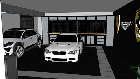 Passion garage