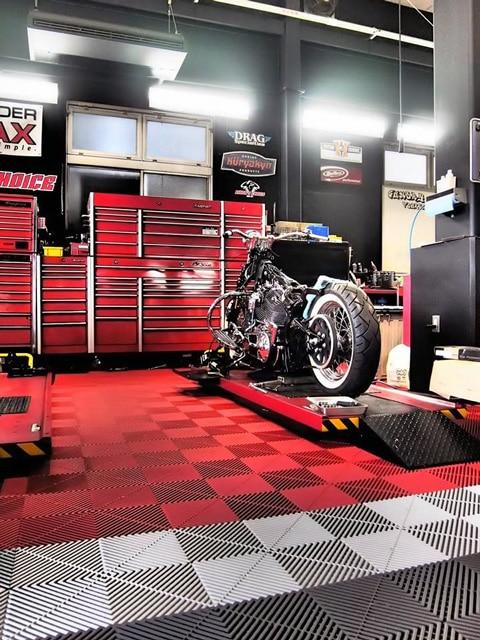 Sol atelier moto