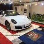 car wash flooring