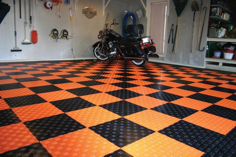Sol Garage Pour Harley Davidson Transformez Votre Garage