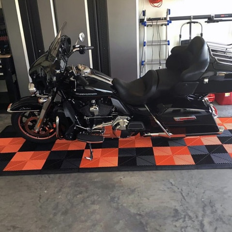Tapis Harley Davidson