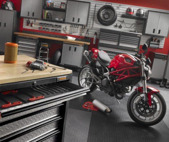 aménagement-garage
