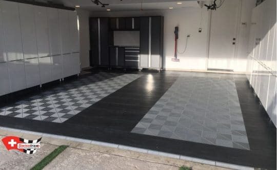 Dalles de sol pour garage particuliers installation par for Dalle entree garage