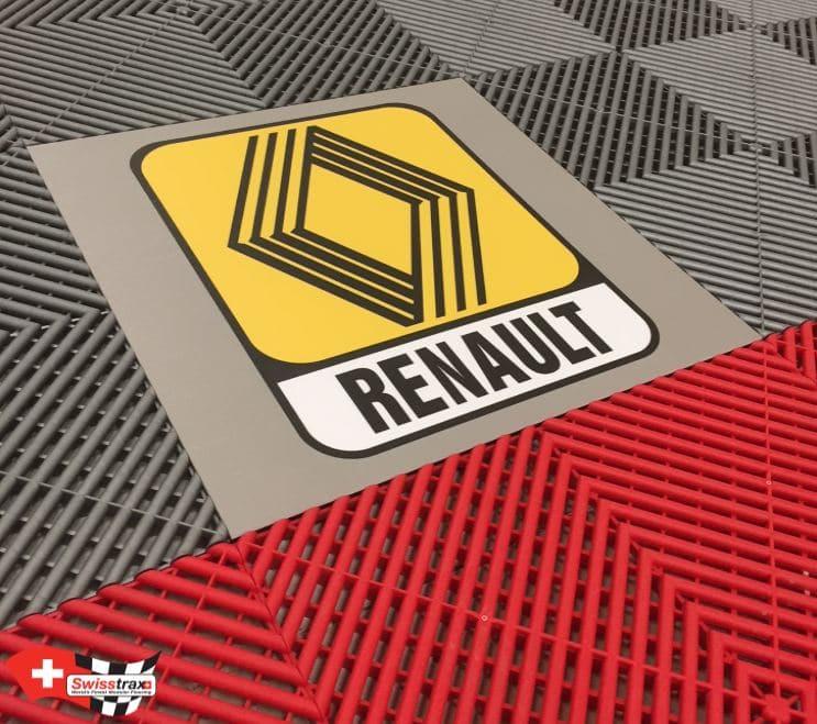 logo renault classic