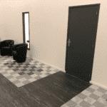 revetement de sol pour showroom