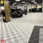 sol showroom automobile