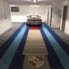 dalle de sol pour garage