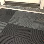 revêtement de sol pour cave