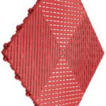 dalle de sol rouge