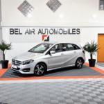 sol pour showroom automobile