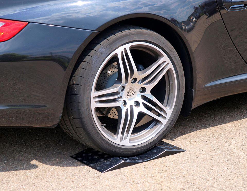 cale de roue anti plat du pneu