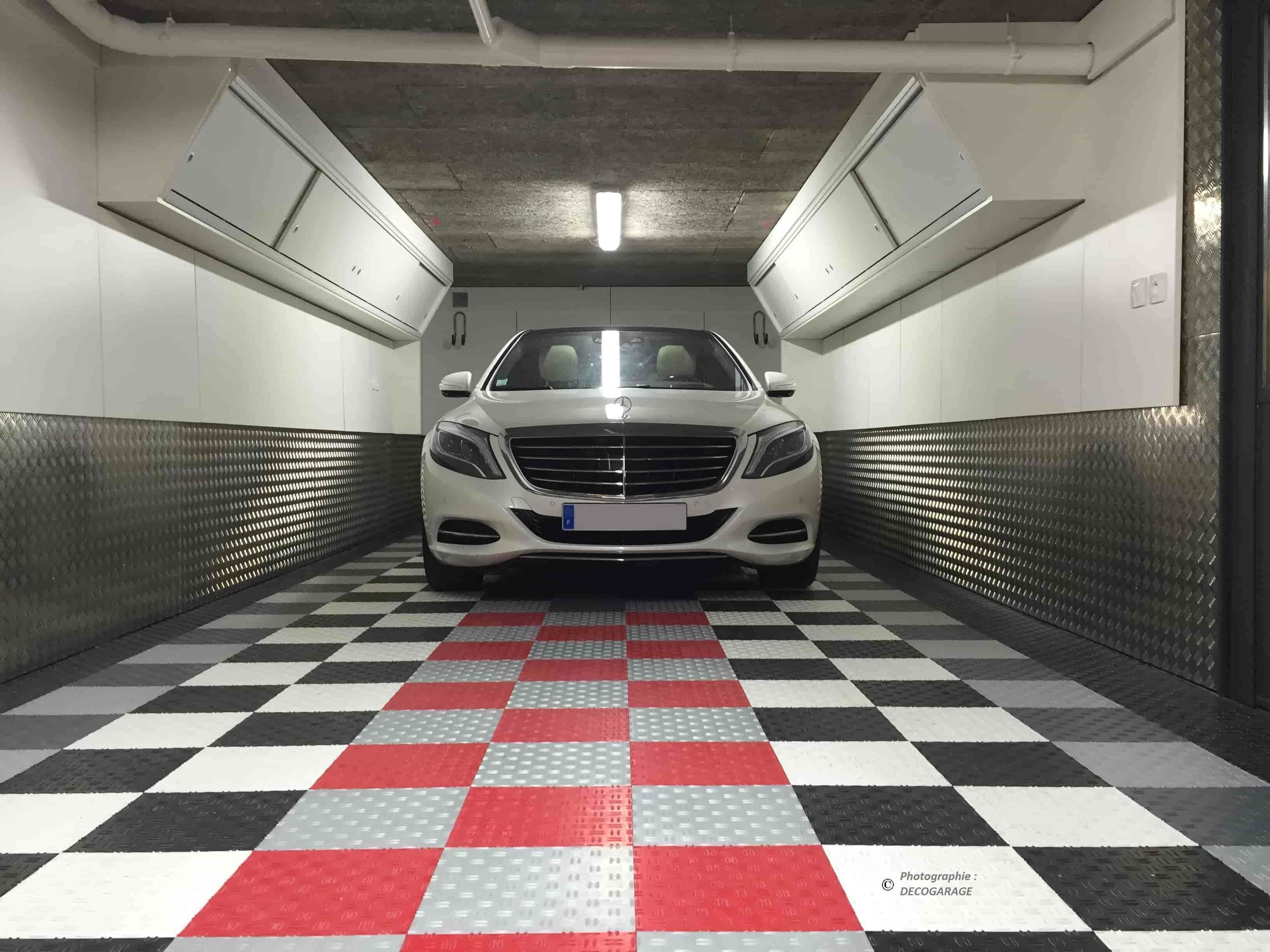 carrelage pour garage