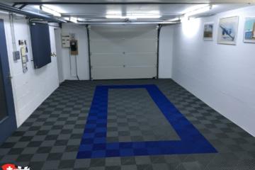 refaire un sol de garage
