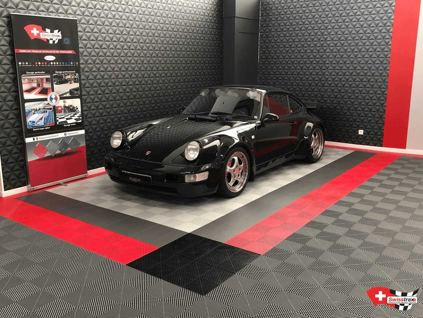 showroom floor
