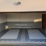 sol pour garage double