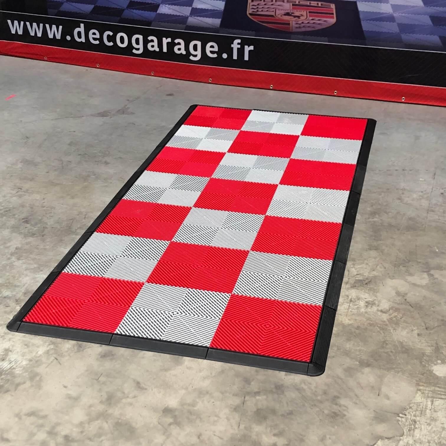 tapis pour moto