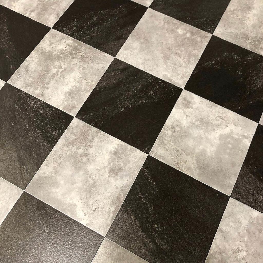 sol effet marbre