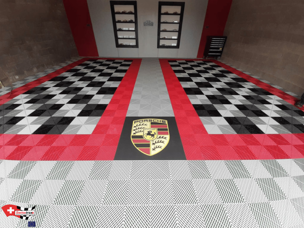 sol garage design porsche