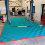 sol pour atelier