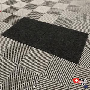 dalles de sol pour salon exposition