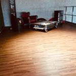 parquet pour showroom
