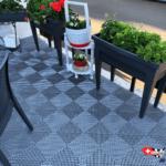 sol pour terrasse extérieure
