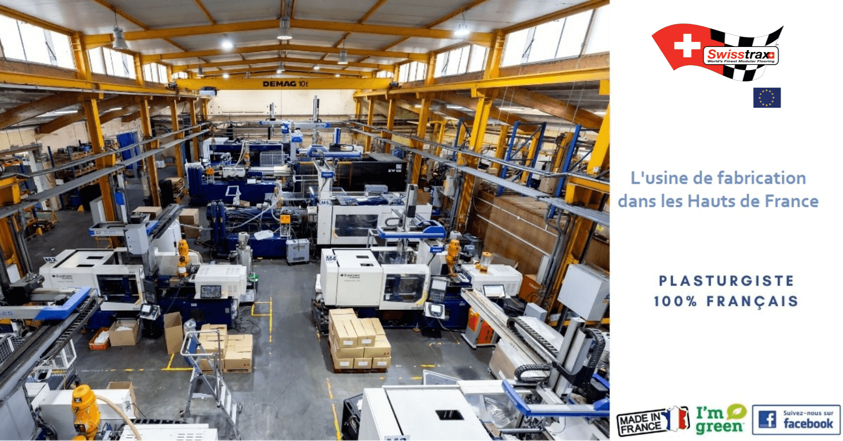 usine swisstrax