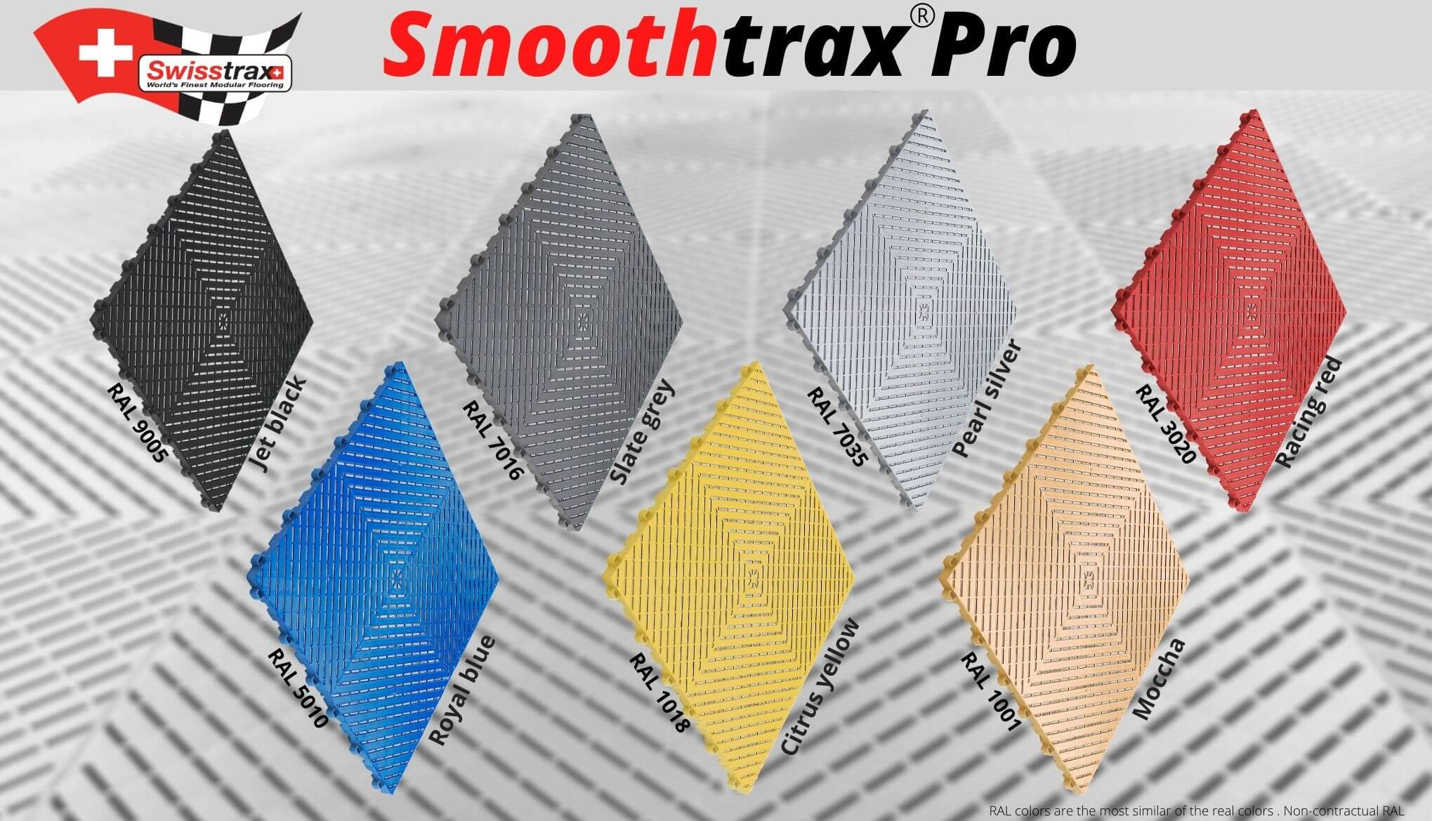 smoothtrax pro colors