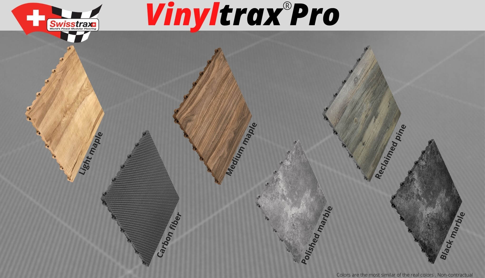 vinyltrax pro colors