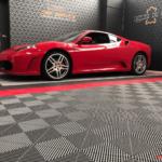 revêtement pour garage