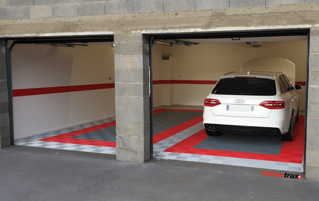 revetement sol garage