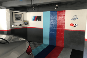sol garage design bmw
