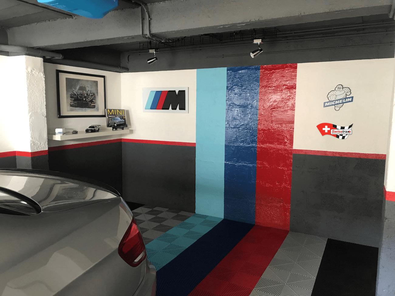 sol garage design bmw
