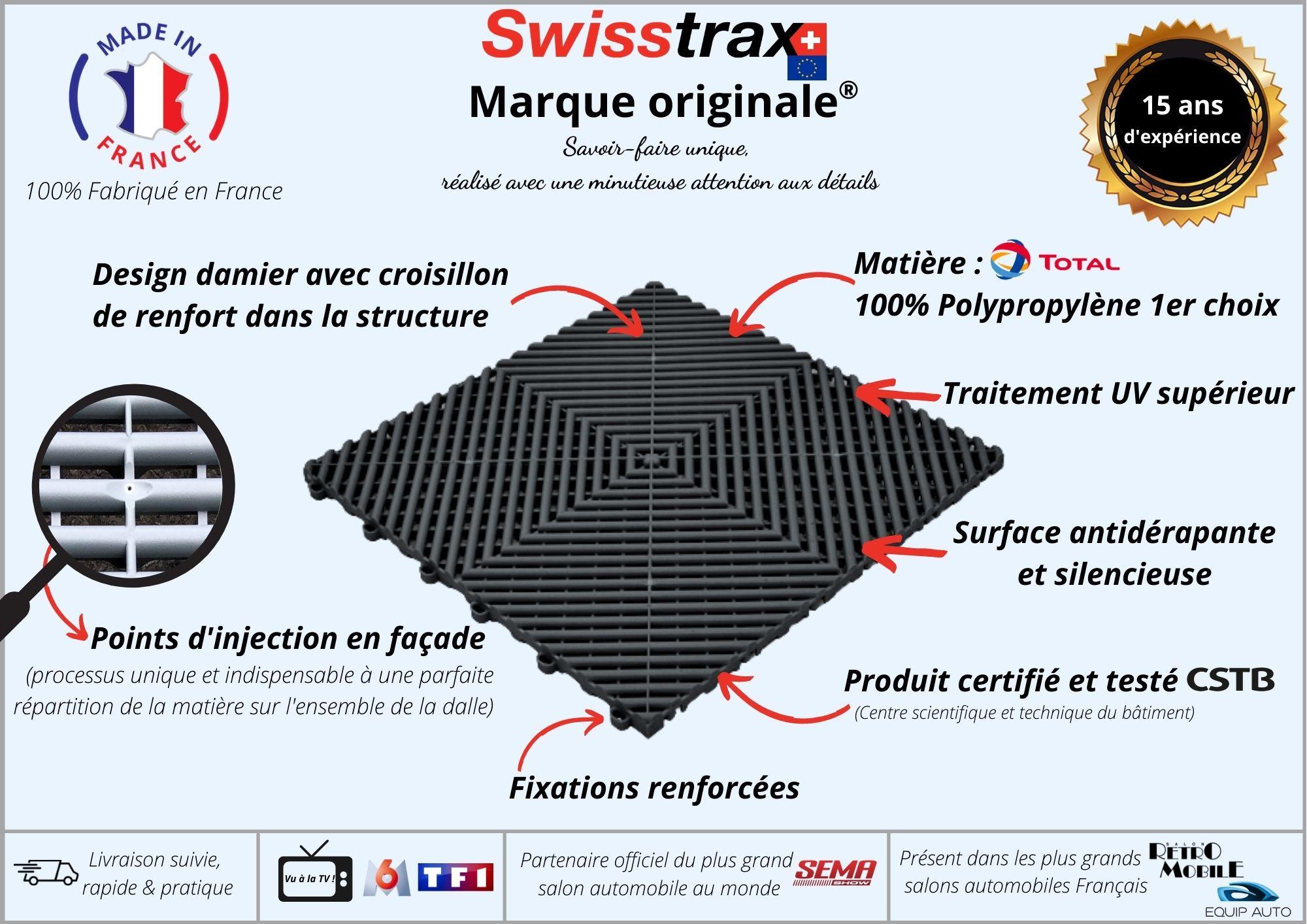 swisstrax marque originale